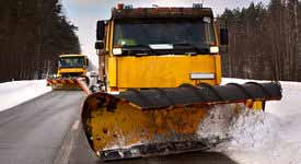 Snowplow Driver Photo Button