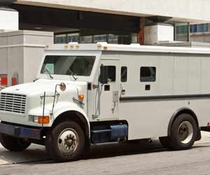 Armored Car Drivers are Responsible for a Great Amount of Wealth