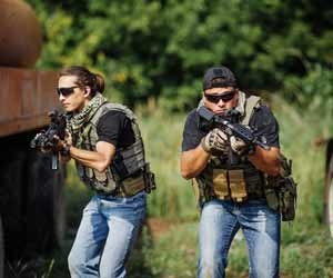 Private Security Contractors in Columbia